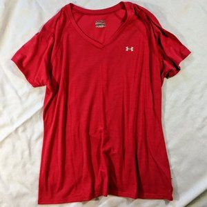 Under Armour Loose fit heat gear workout top